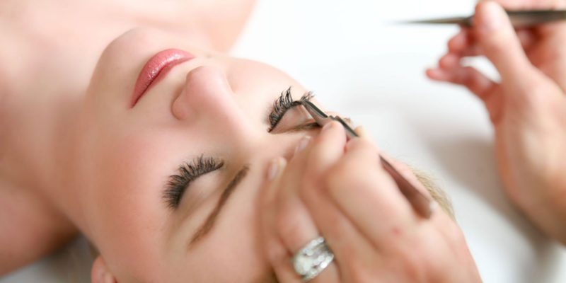 eyelash extentions durban
