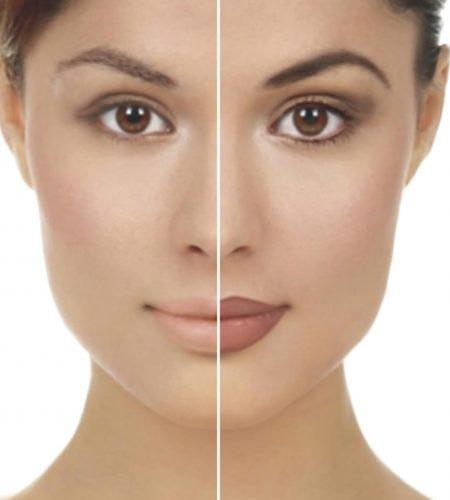 permanent makeup proceedures