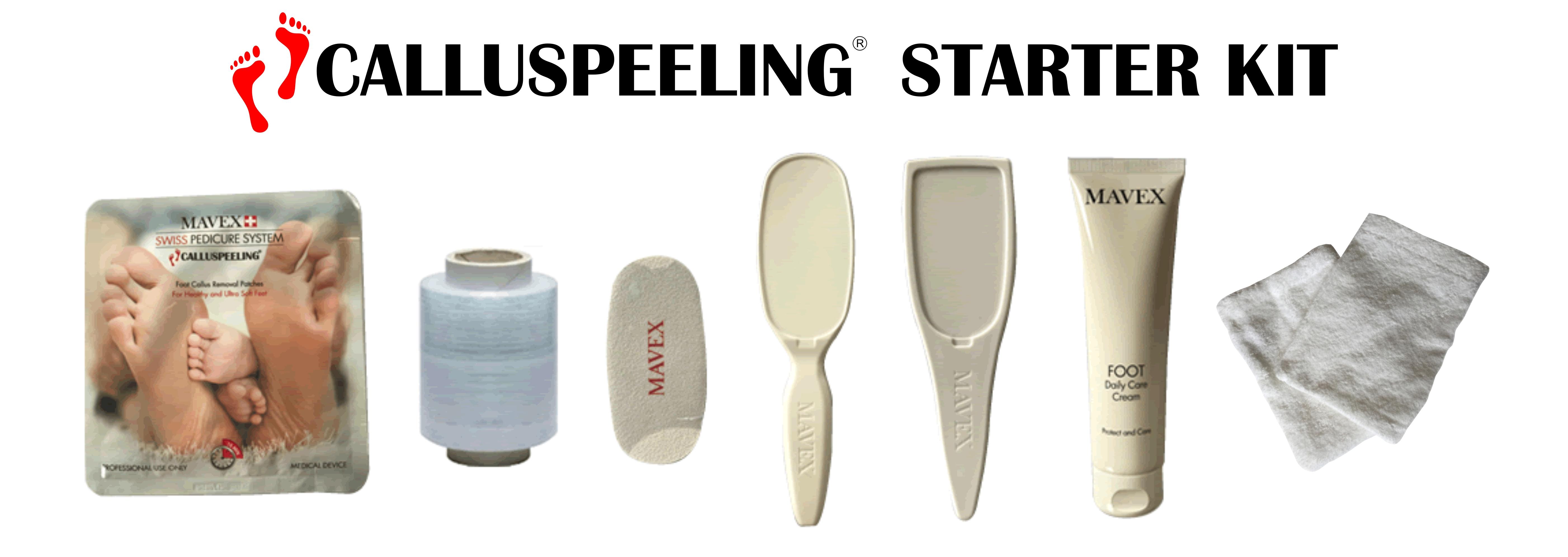 callus peeling